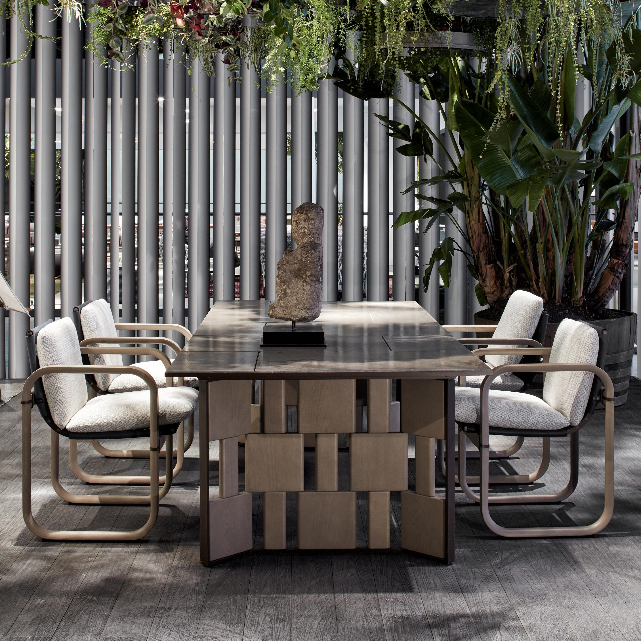 GIORGETTI OUTDOOR DINING