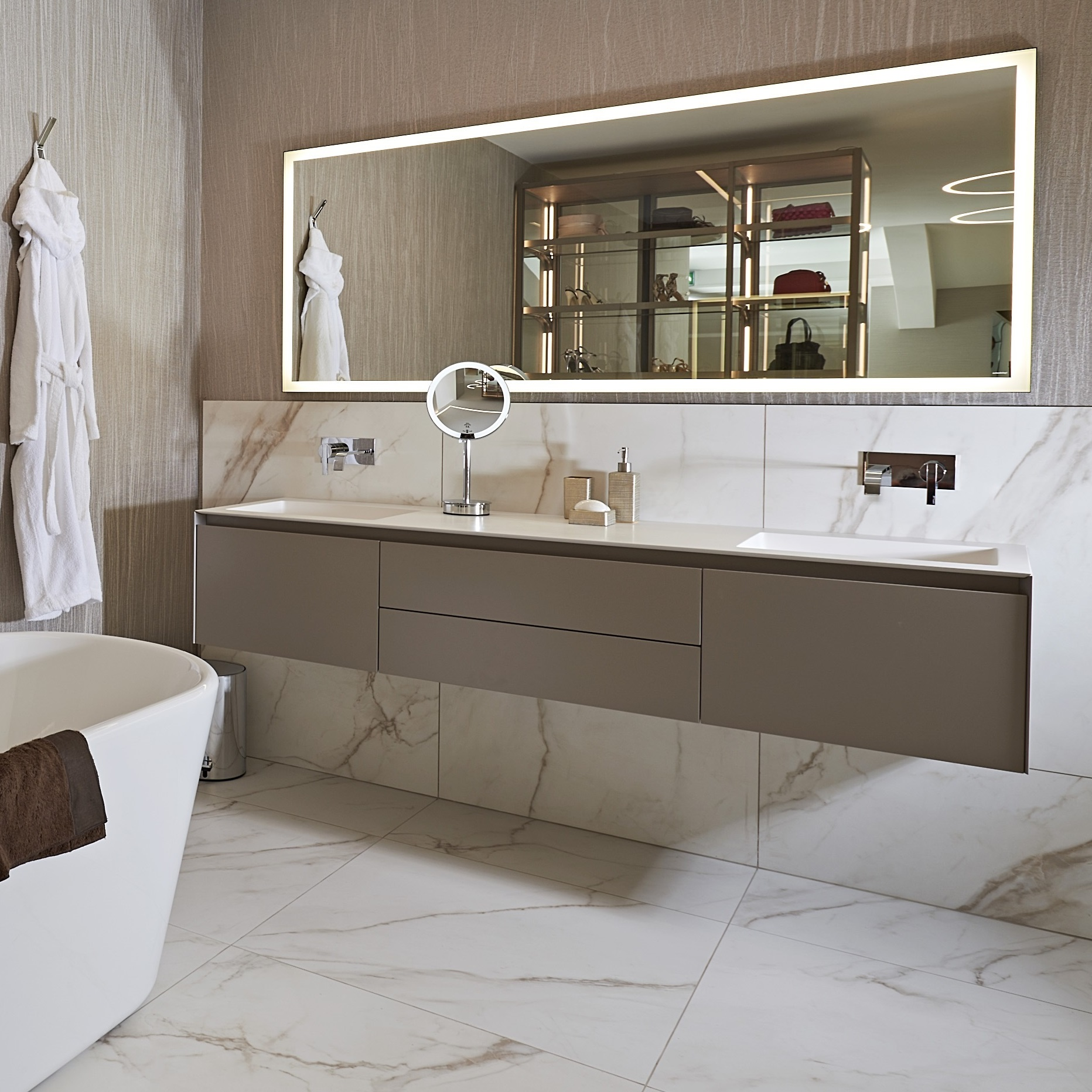Panta Rei® Bathroom furniture