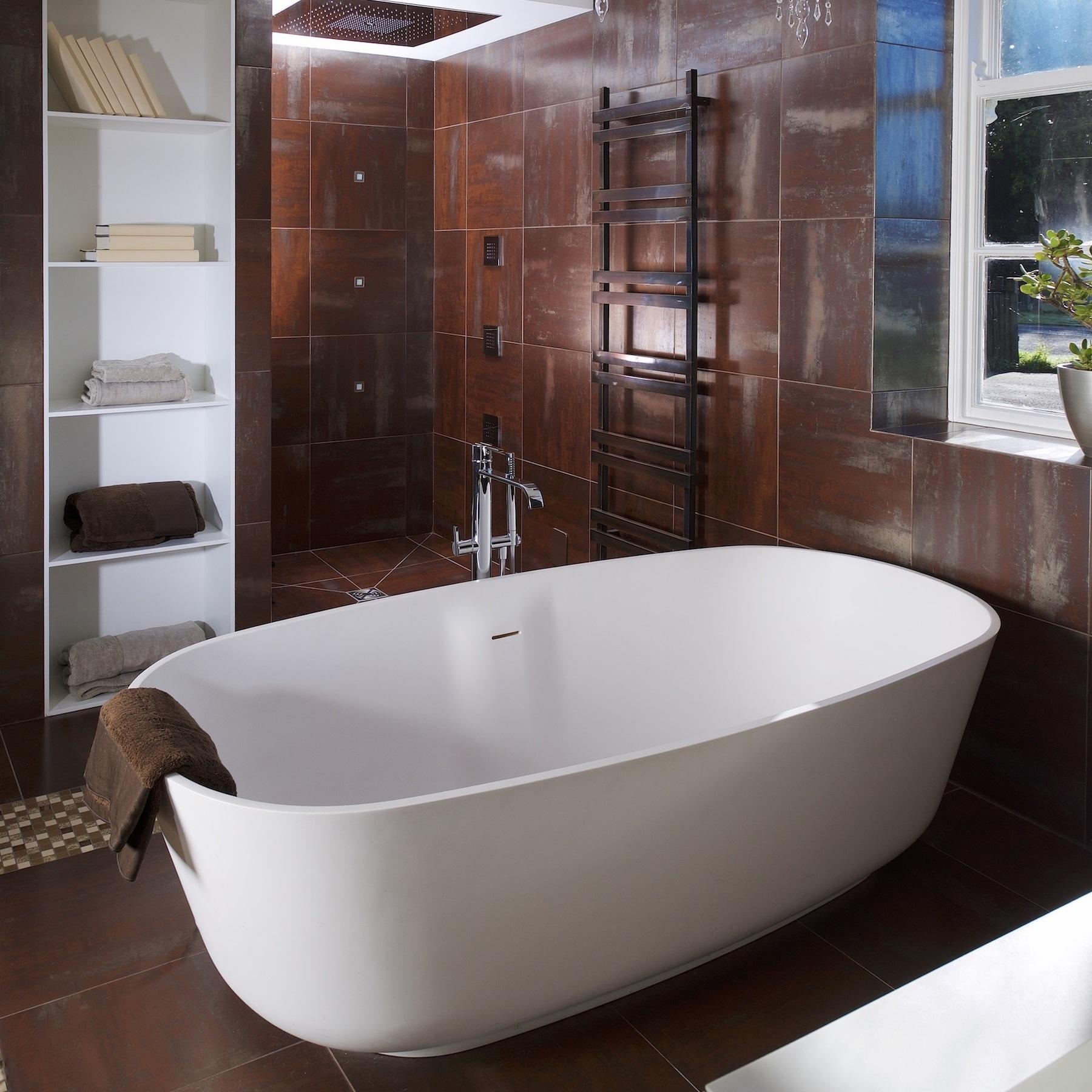 Baia freestanding bathtub