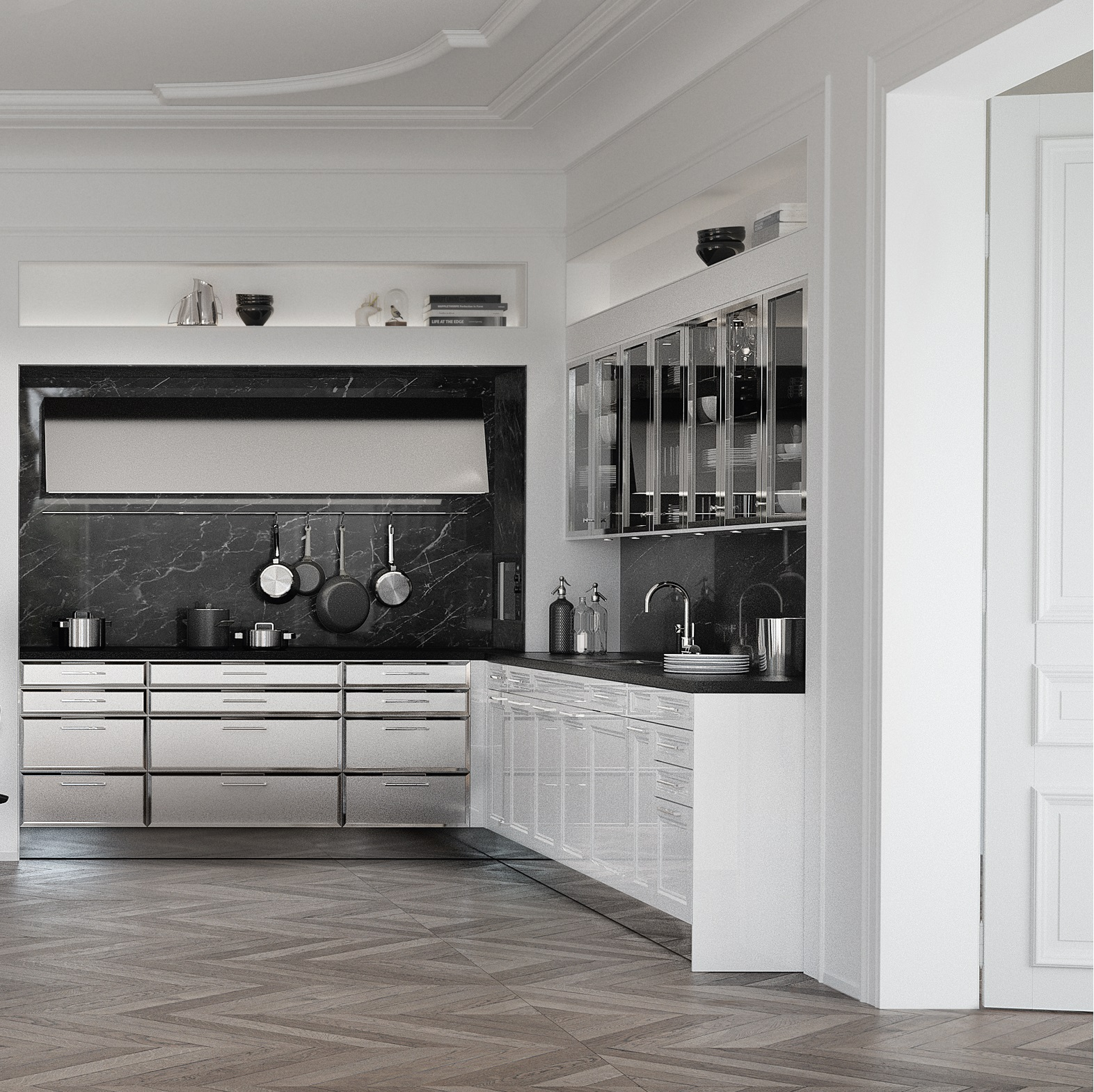 Classic SieMatic Kitchen