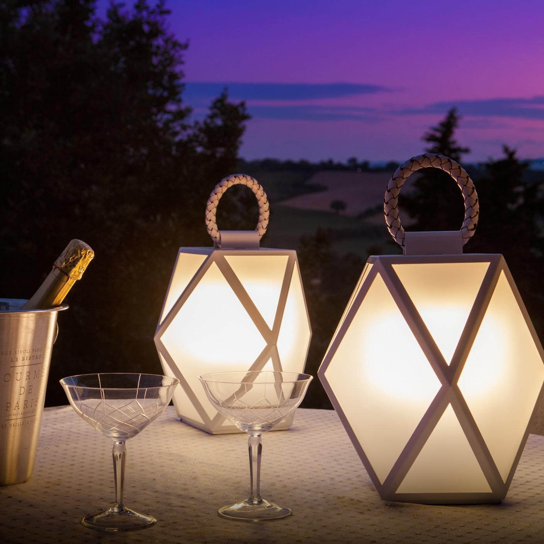 Contardi Muse Outdoor Lantern