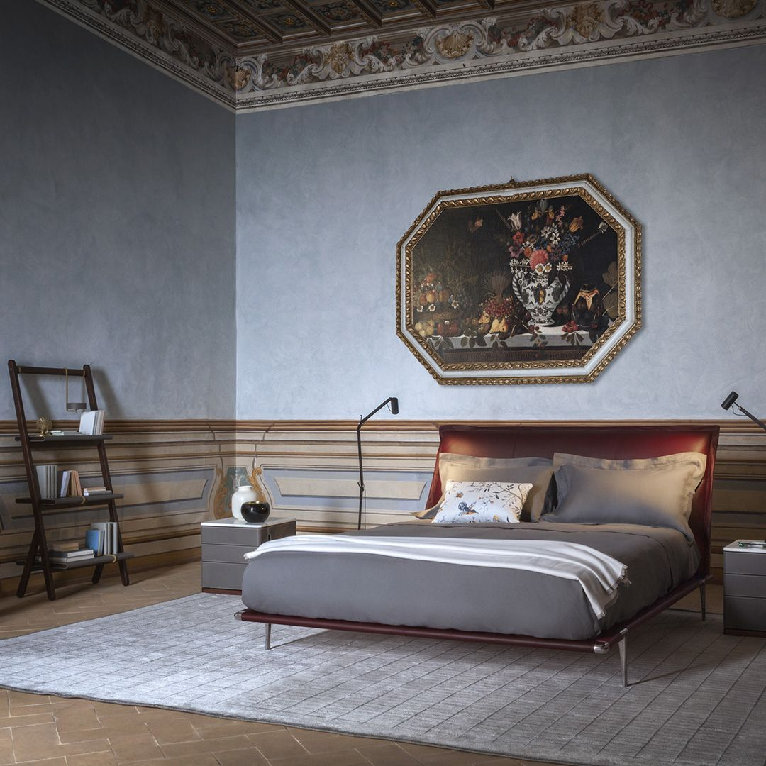 POLTRONA FRAU MR MOONLIGHT BED
