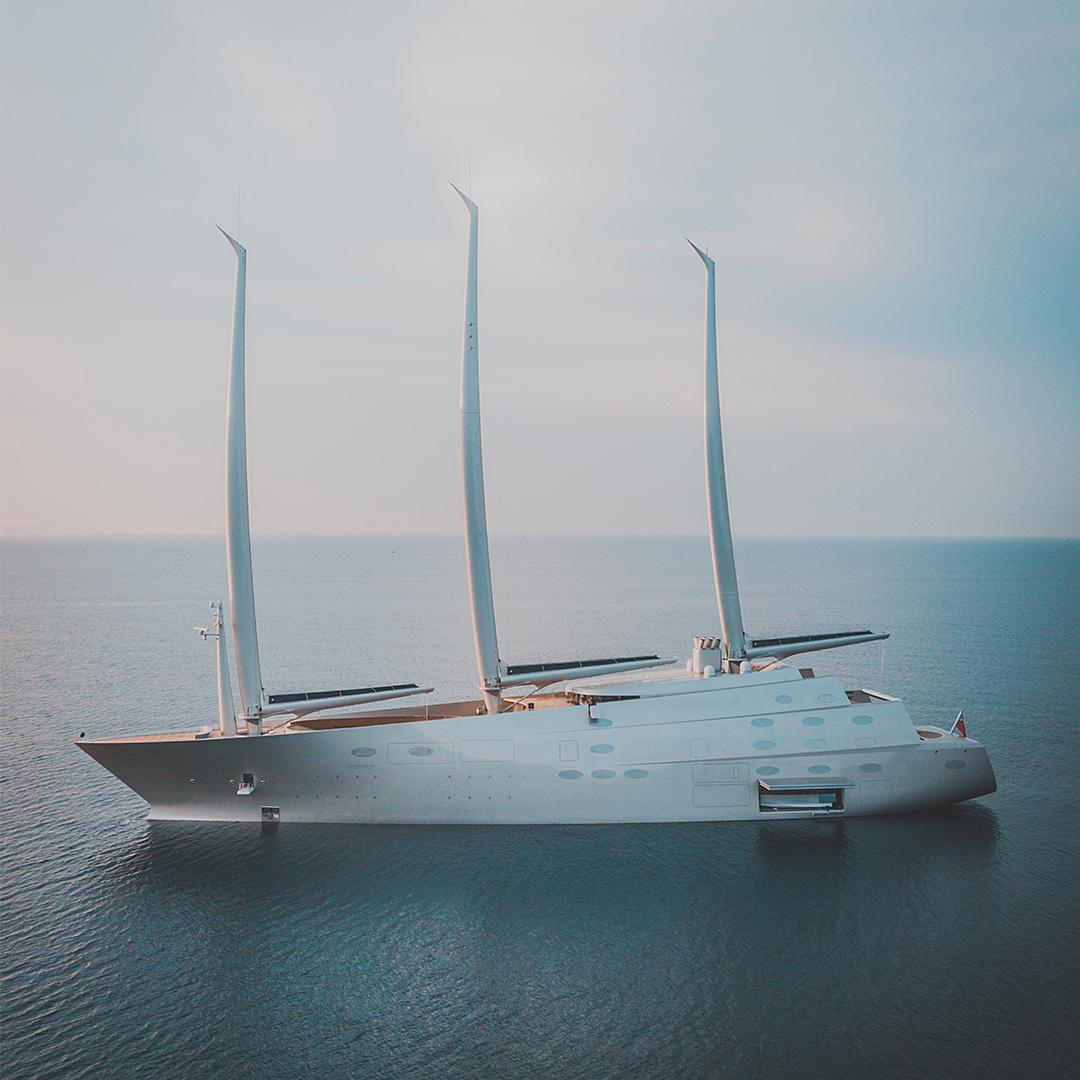 Sailing Yacht A