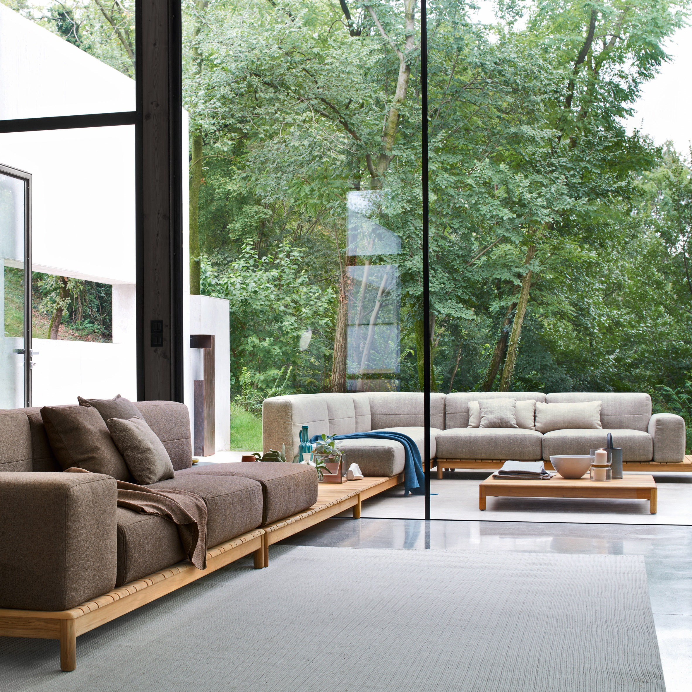The Varaschin Barcode Sofa