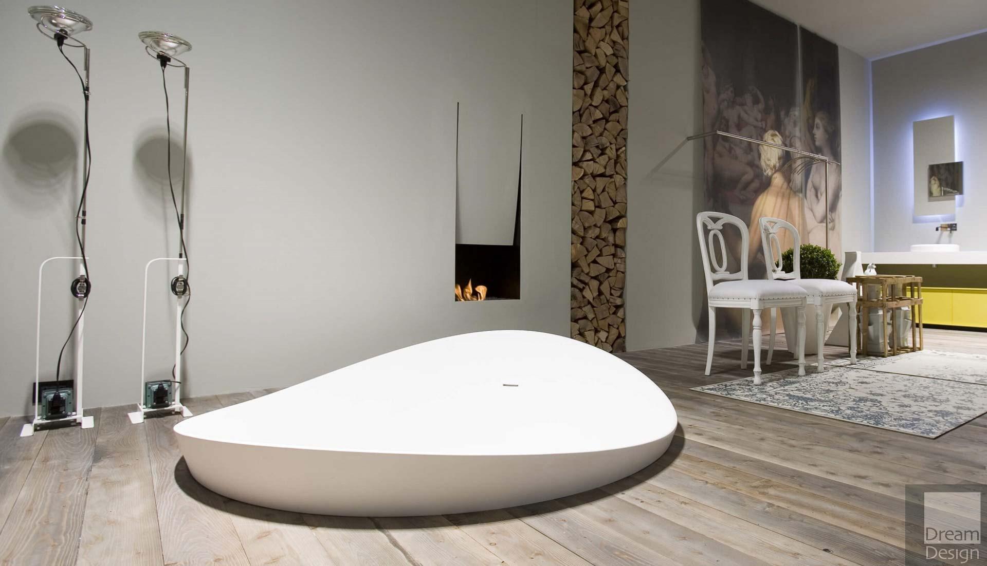 Antonio Lupi Dune Bath Dream Design Interiors Ltd