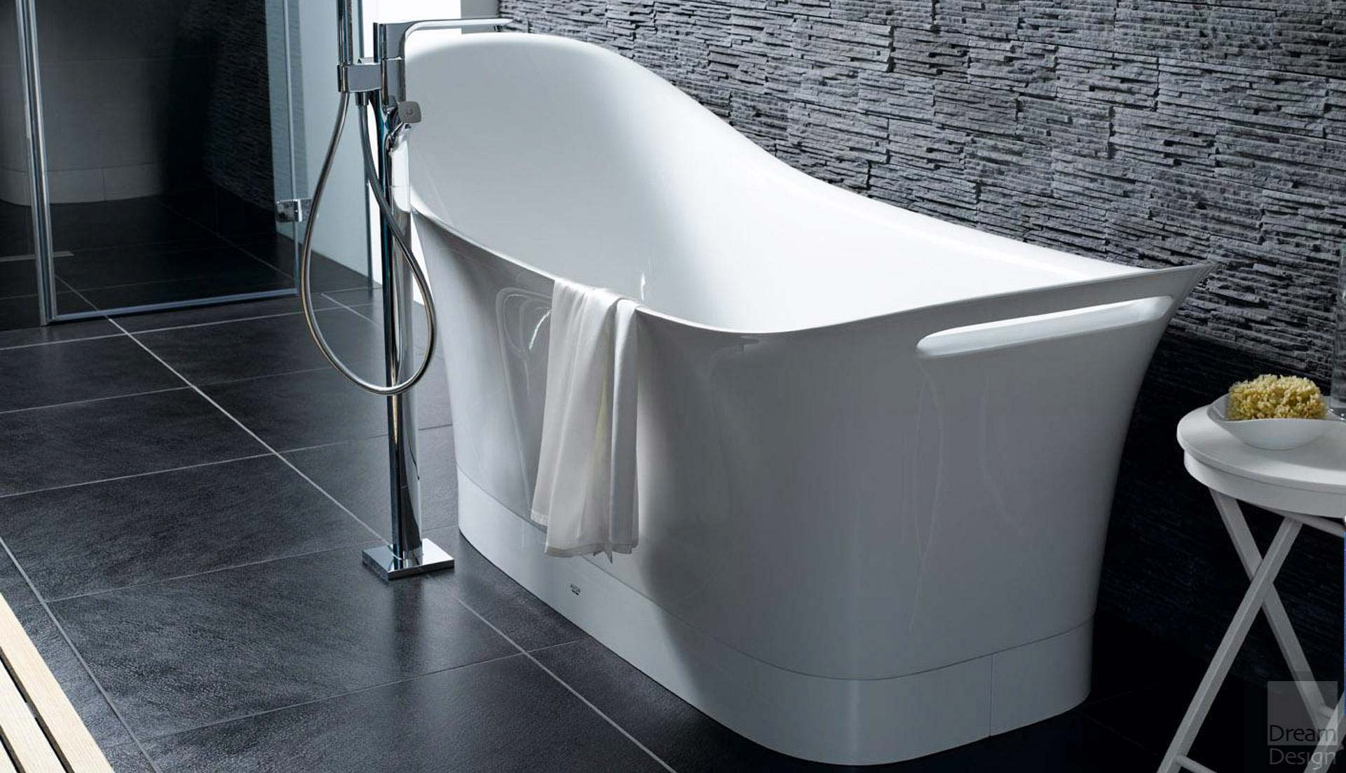 Axor Urquiola Bath - Dream Design Interiors Ltd
