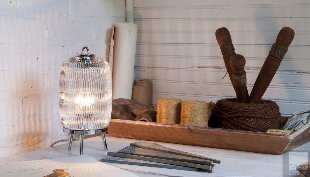 Baccarat Celeste Lamp