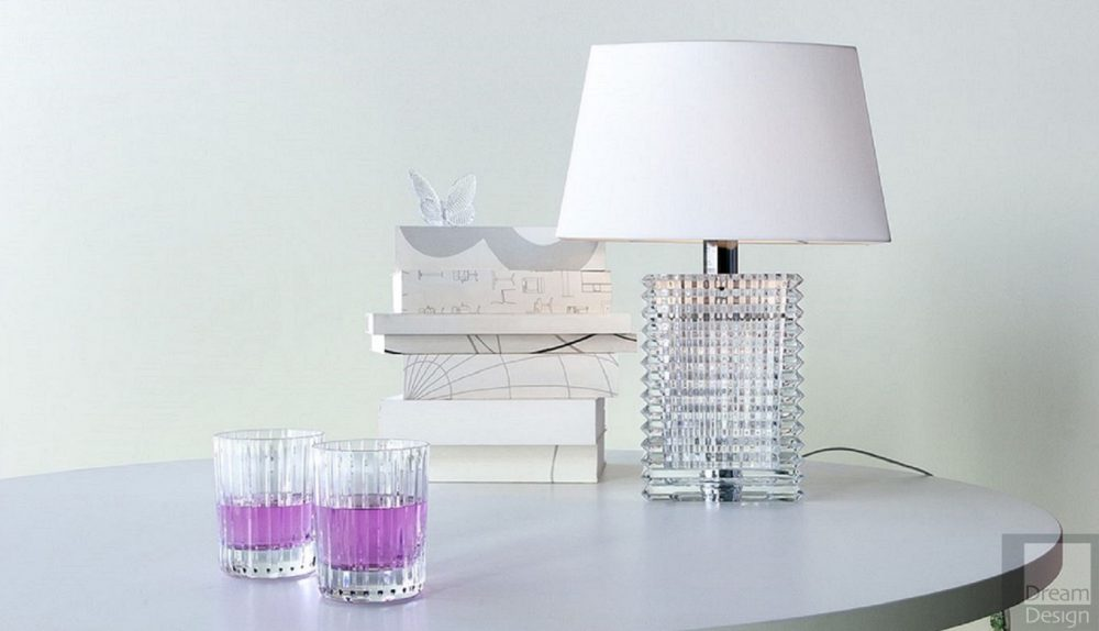 Baccarat Eye Lamp