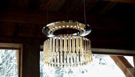 Baccarat Zenith Chandelier (48 Lights) - Dream Design Interiors Ltd
