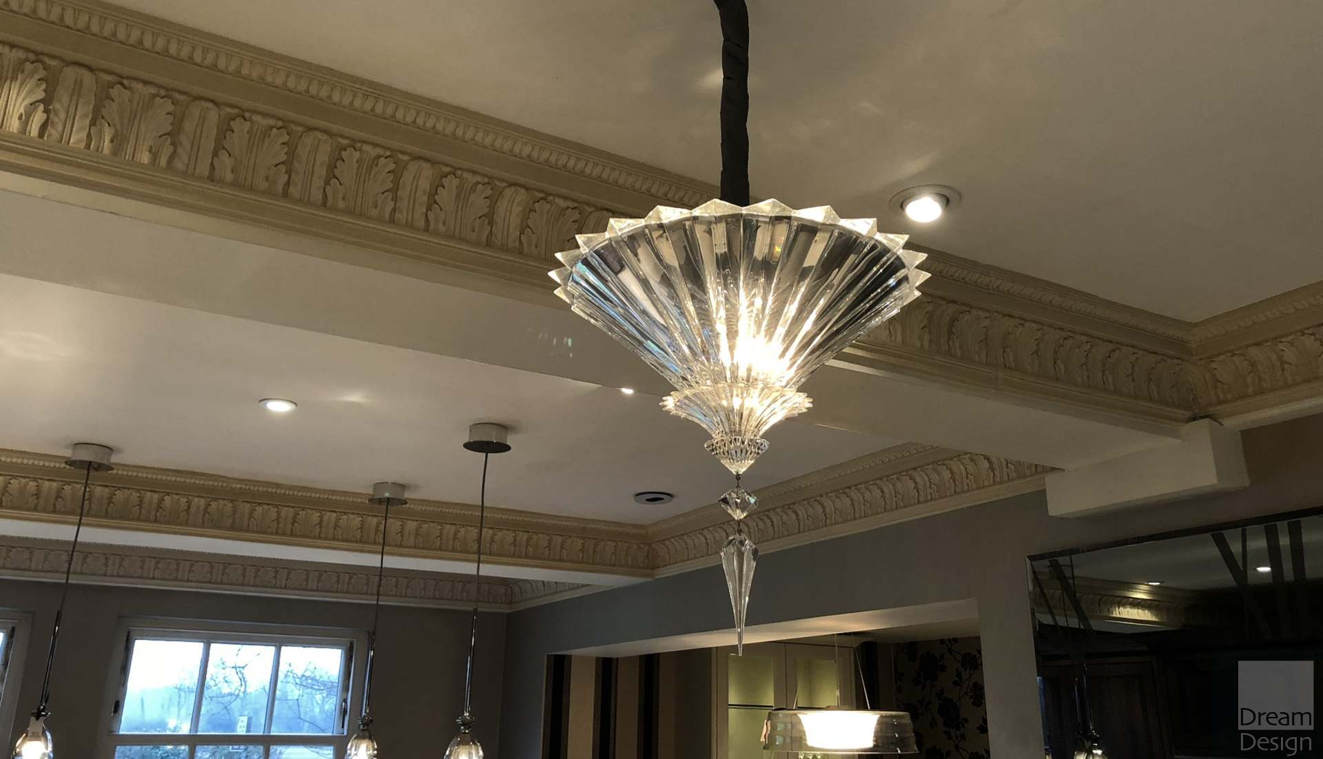 Baccarat Mille Nuits Ceiling Light Ex-Display - Dream Design ...
