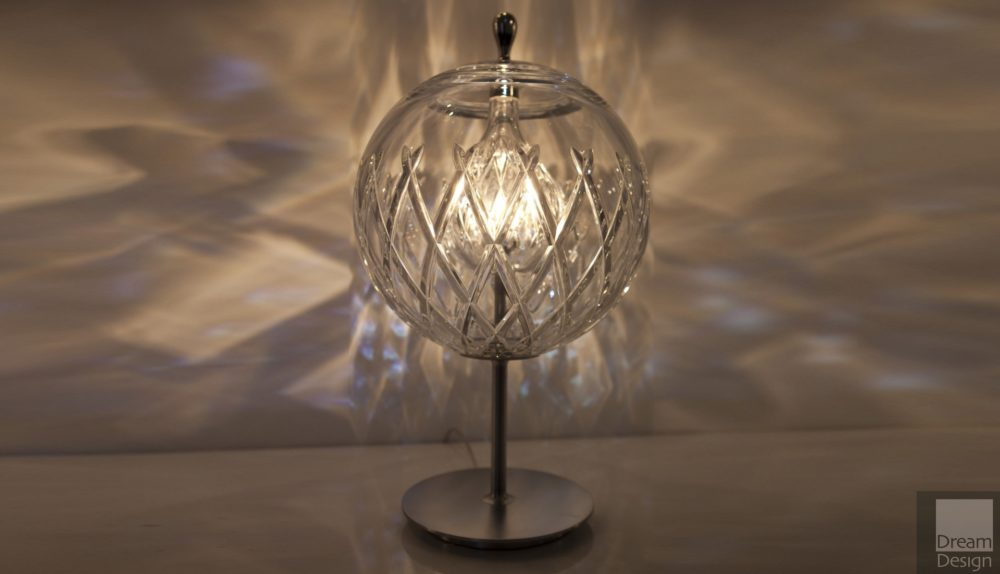 Baccarat Sfera Table Lamp