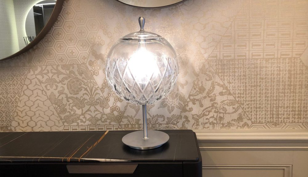 Baccarat Sfera Table Lamp Ex-Display