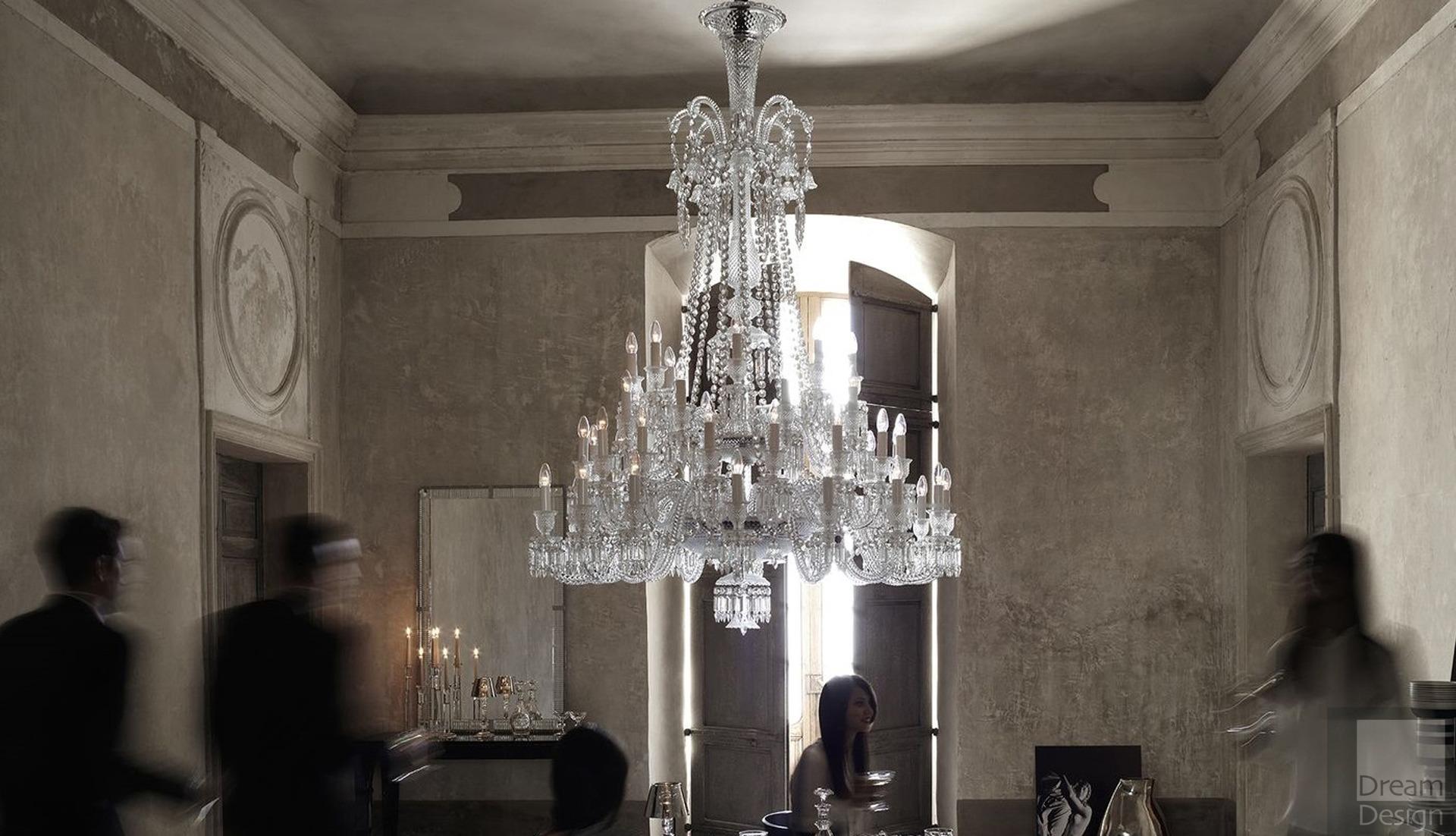 baccarat zenith chandelier 48 lights dream design interiors ltd. Black Bedroom Furniture Sets. Home Design Ideas