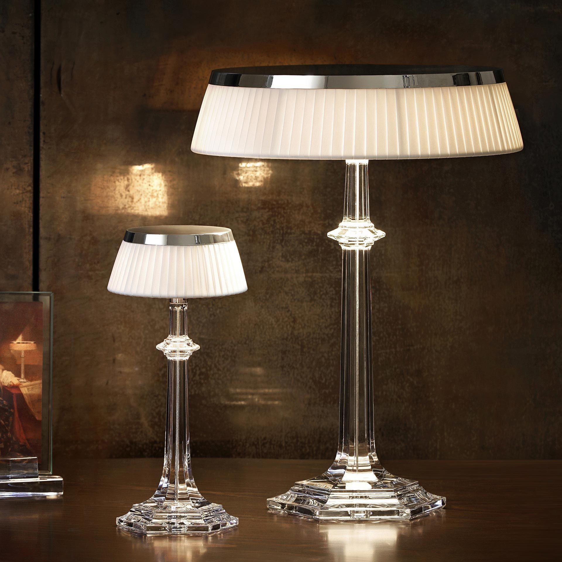 THE BACCARAT BON JOUR VERSAILLES LAMP