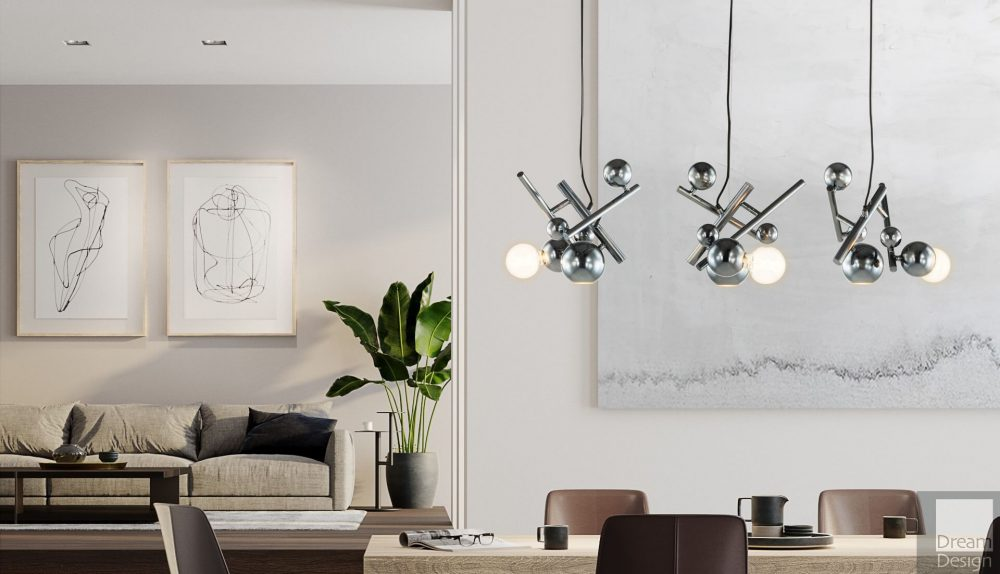 Brand Van Egmond Galaxy Hanging Light