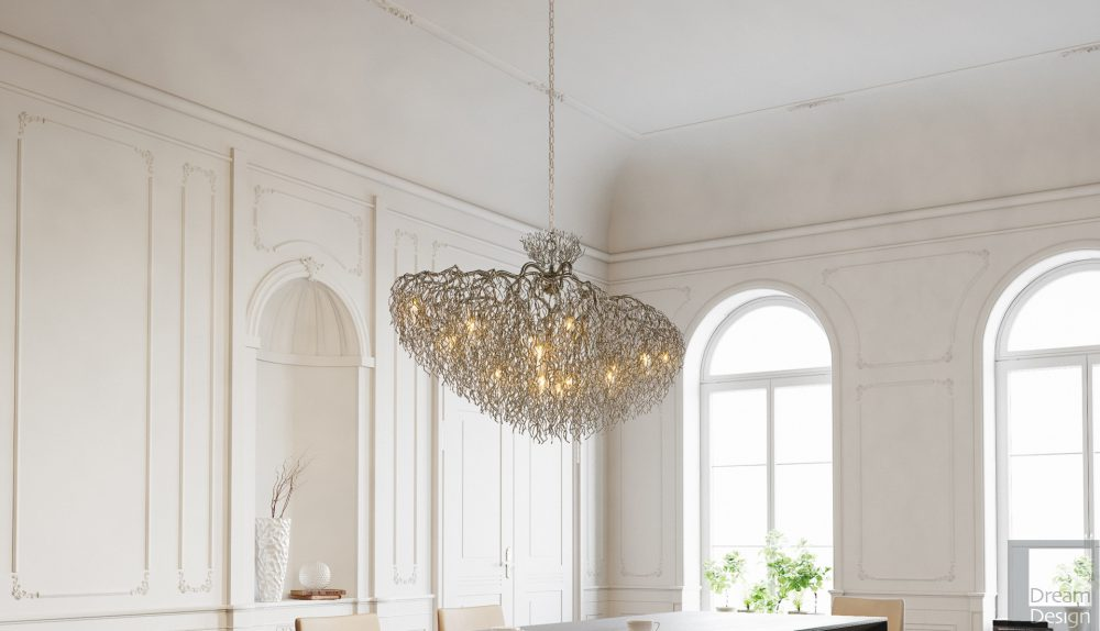 Brand Van Egmond Hollywood Chandelier