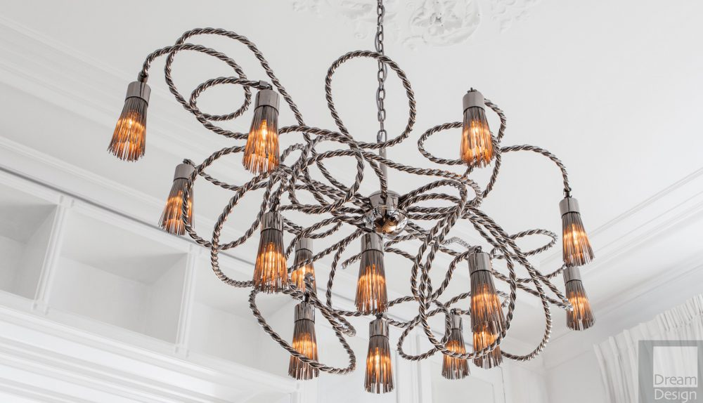 Brand Van Egmond Sultans of Swing Chandelier