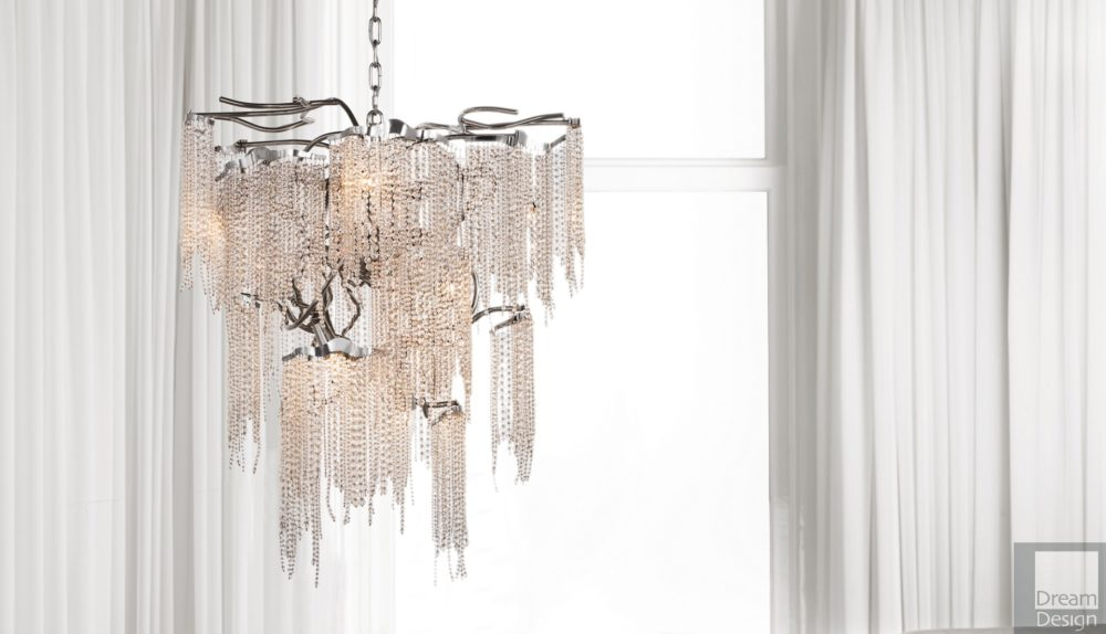 Brand Van Egmond Victoria Conical Chandelier