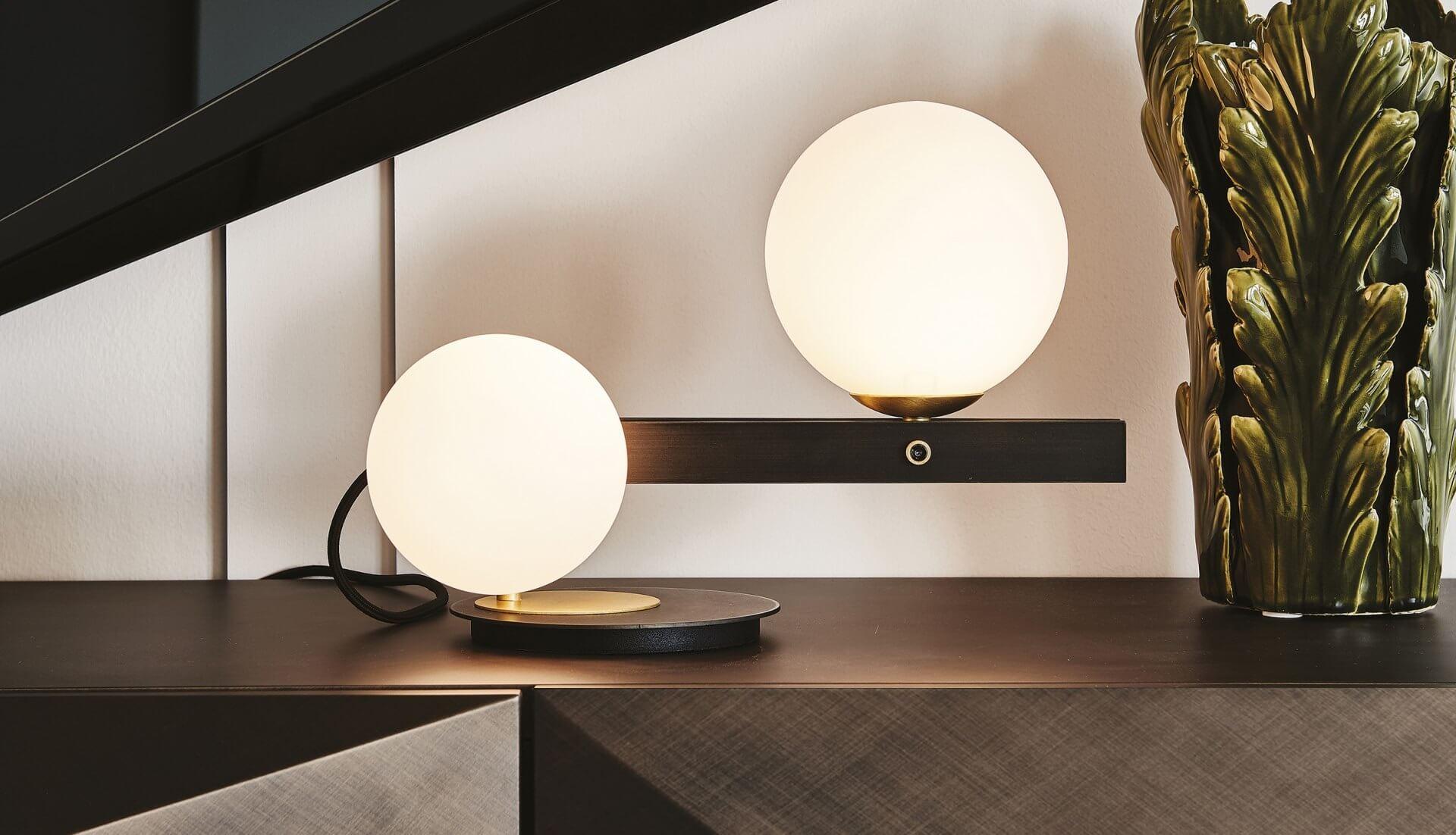 Cattelan Italia Planeta Table Lamp