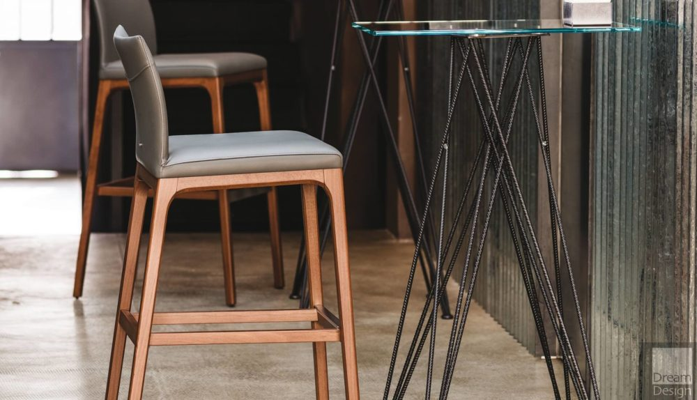 Cattelan Italia Arcadia Bar Stool