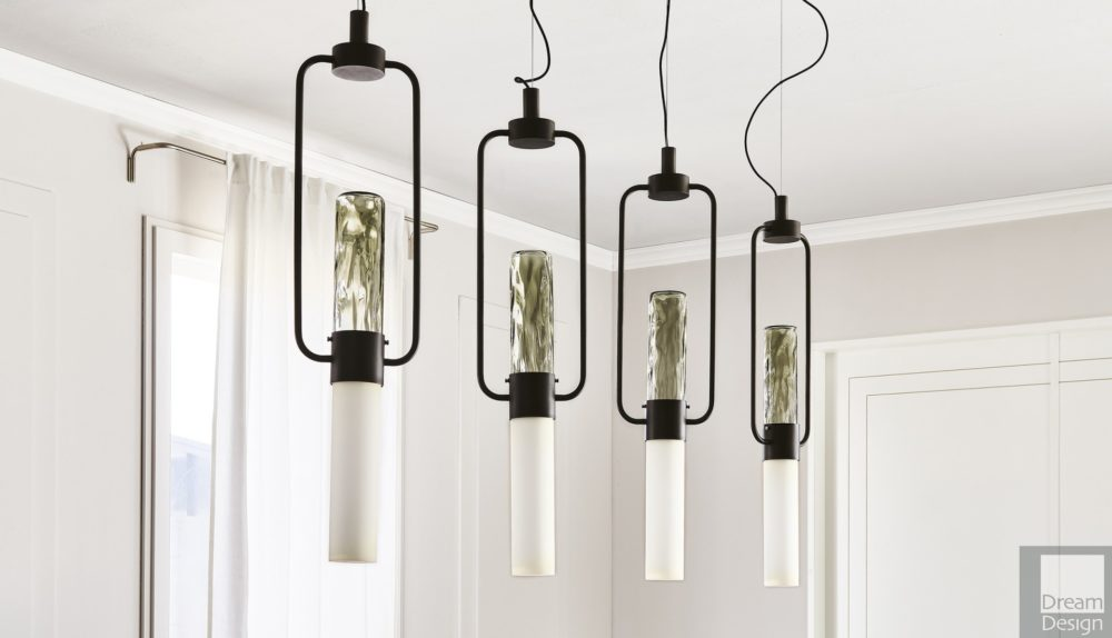Cattelan Italia Bamboo Pendant Light