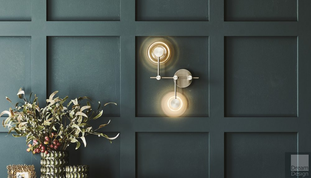 Cattelan Italia Circuit Wall Lamp