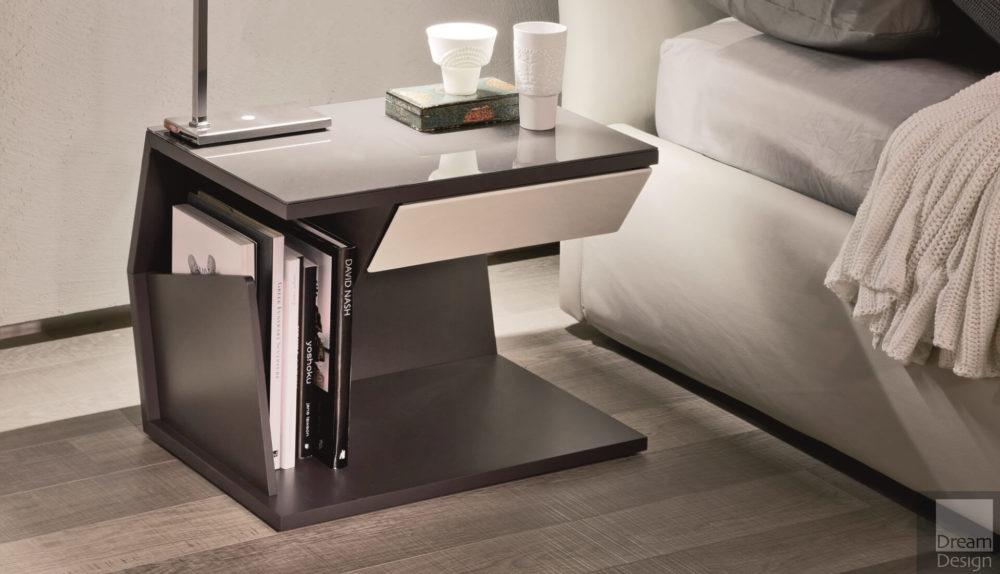 Cattelan Italia Club Bedside Cabinet