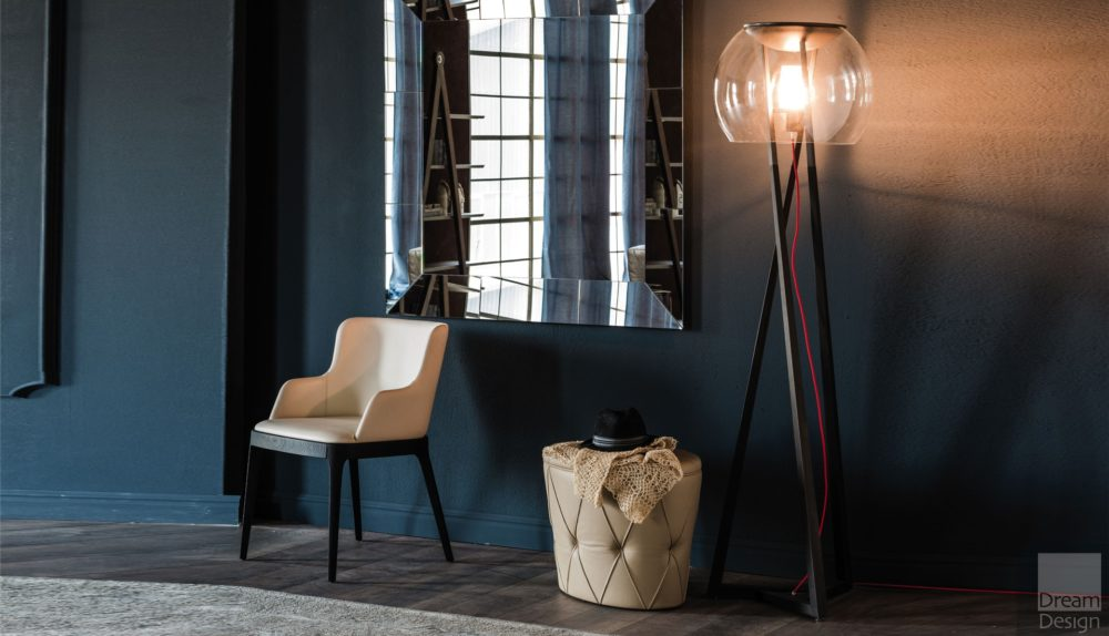 Cattelan Italia Compass Floor Lamp
