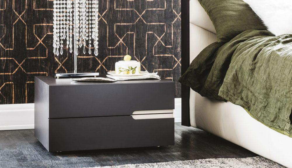 Cattelan Italia Cyrus Bedside Cabinet