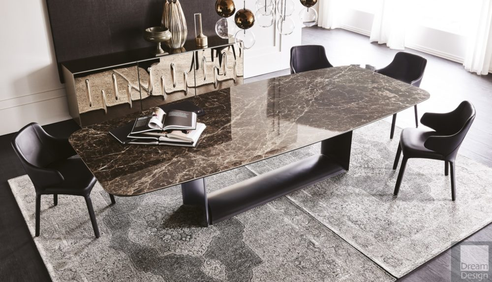 Cattelan Italia Dragon Keramik Table
