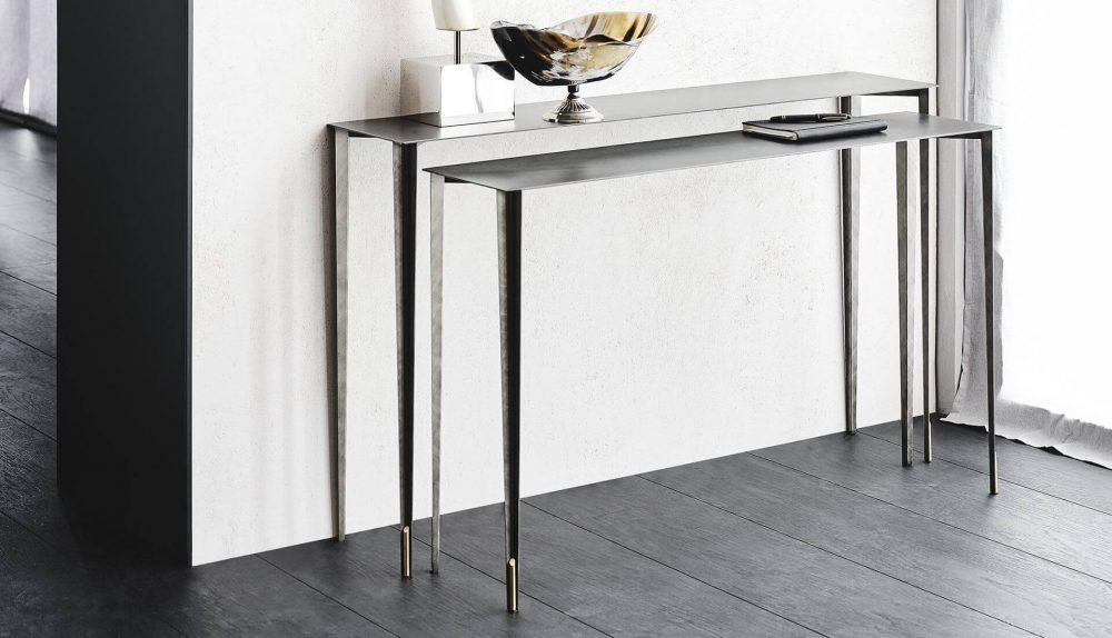 Cattelan Italia Etoile Console Table Set