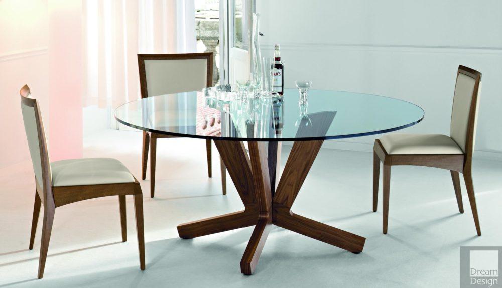 Cattelan Italia Goblin Glass Round Table