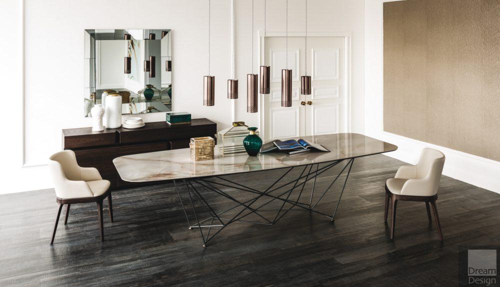 Cattelan Italia Gordon Keramik Table
