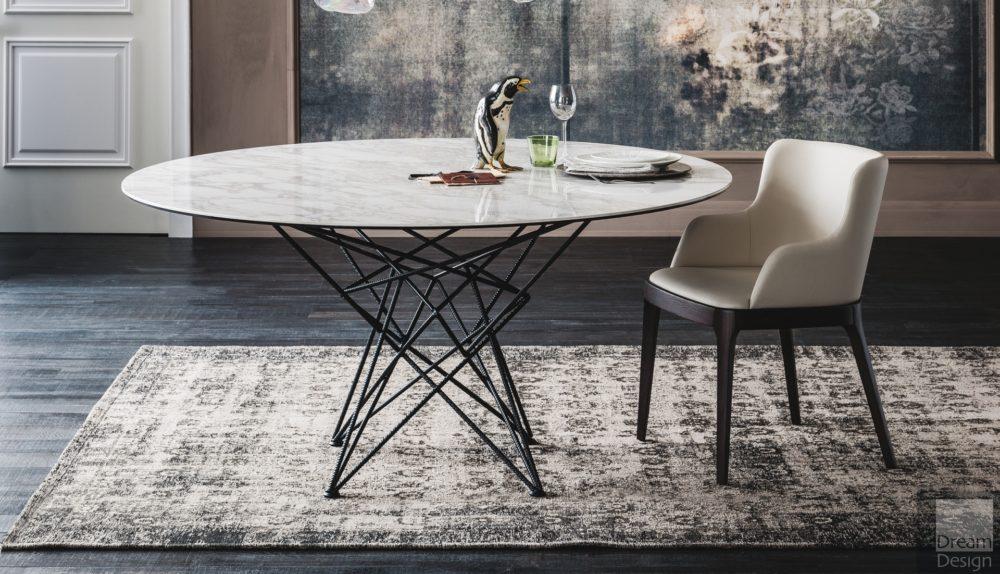 Cattelan Italia Gordon Keramik Round Table