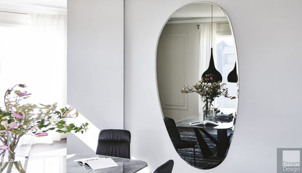 Cattelan Italia Hawaii Magnum Mirror