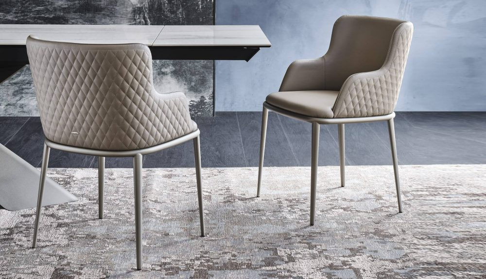 Cattelan Italia Magda ML Couture Armchair