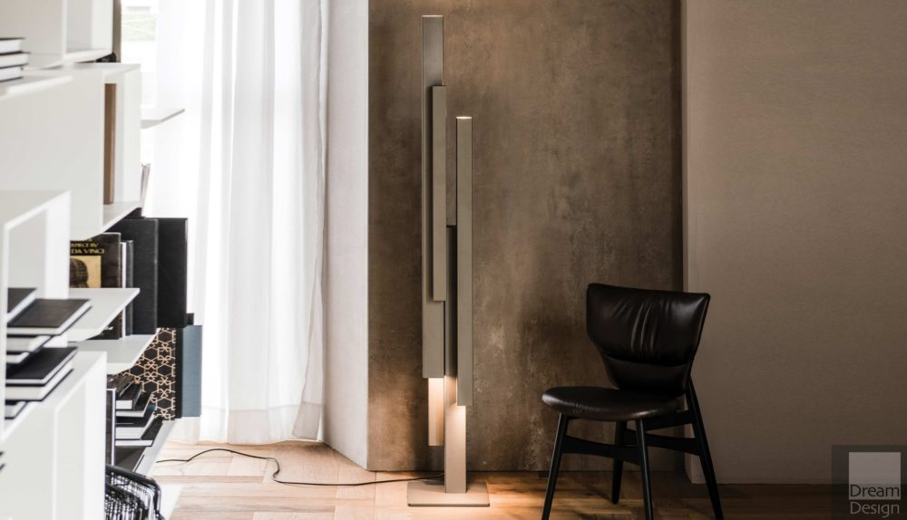 Cattelan Italia Manhattan Floor Lamp