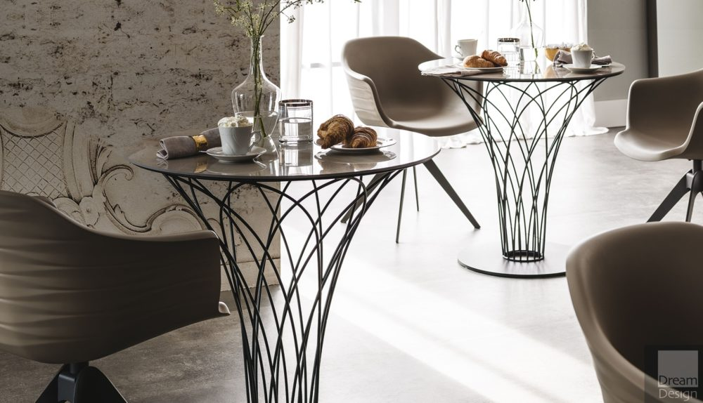 Cattelan Italia Nido Keramik Bistrot Table