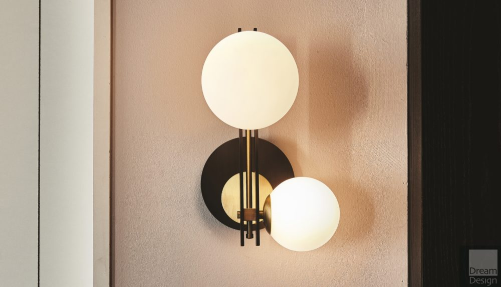 Cattelan Italia Planeta Wall Light