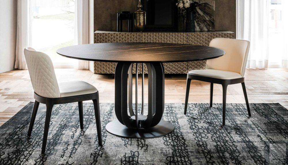 Cattelan Italia Soho Keramik Round Table