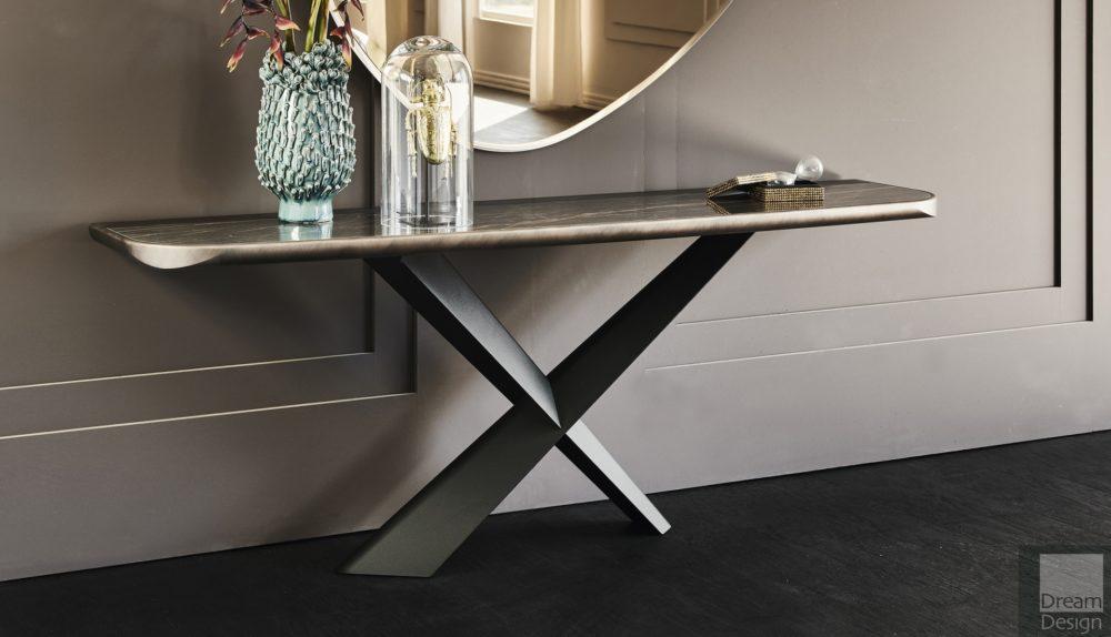 Cattelan Italia Terminal Keramik Premium Console Table