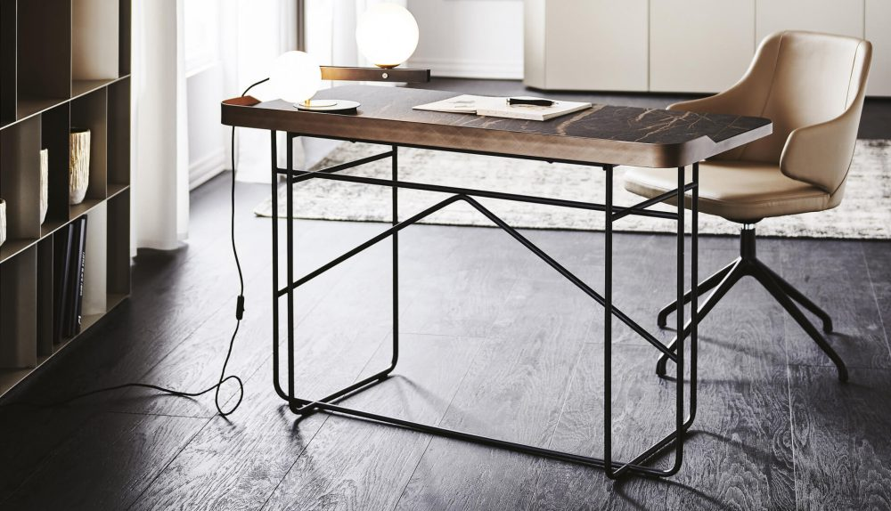 Cattelan Italia Wolf Keramik Desk