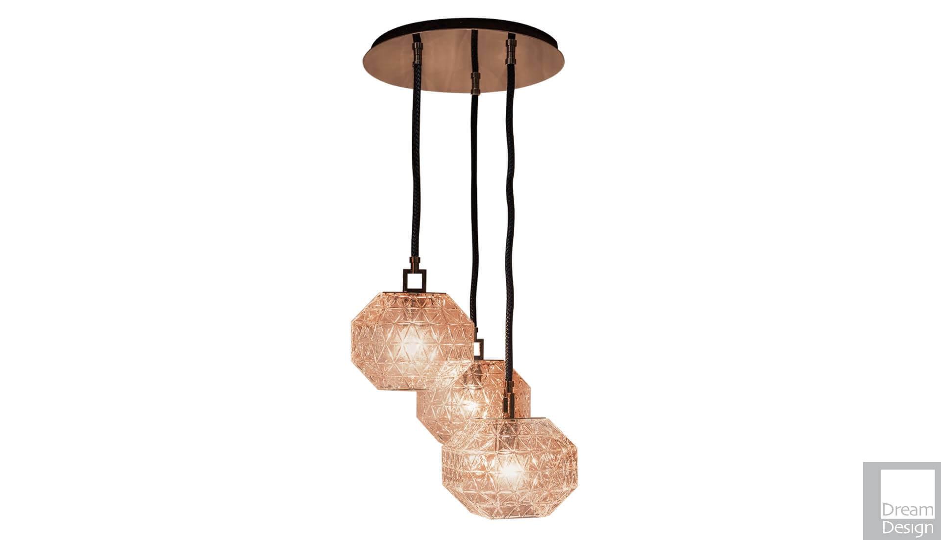 Contardi Treasure 3 Cluster Light