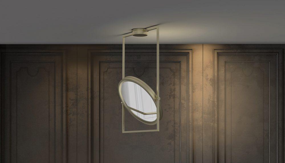 Contardi Dorian Ceiling Light