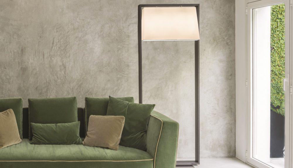 Contardi Frame Mr Floor Lamp