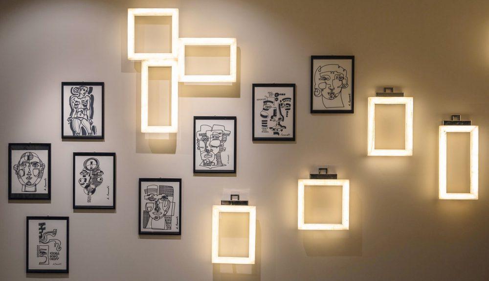 Contardi Uffizi Wall Light