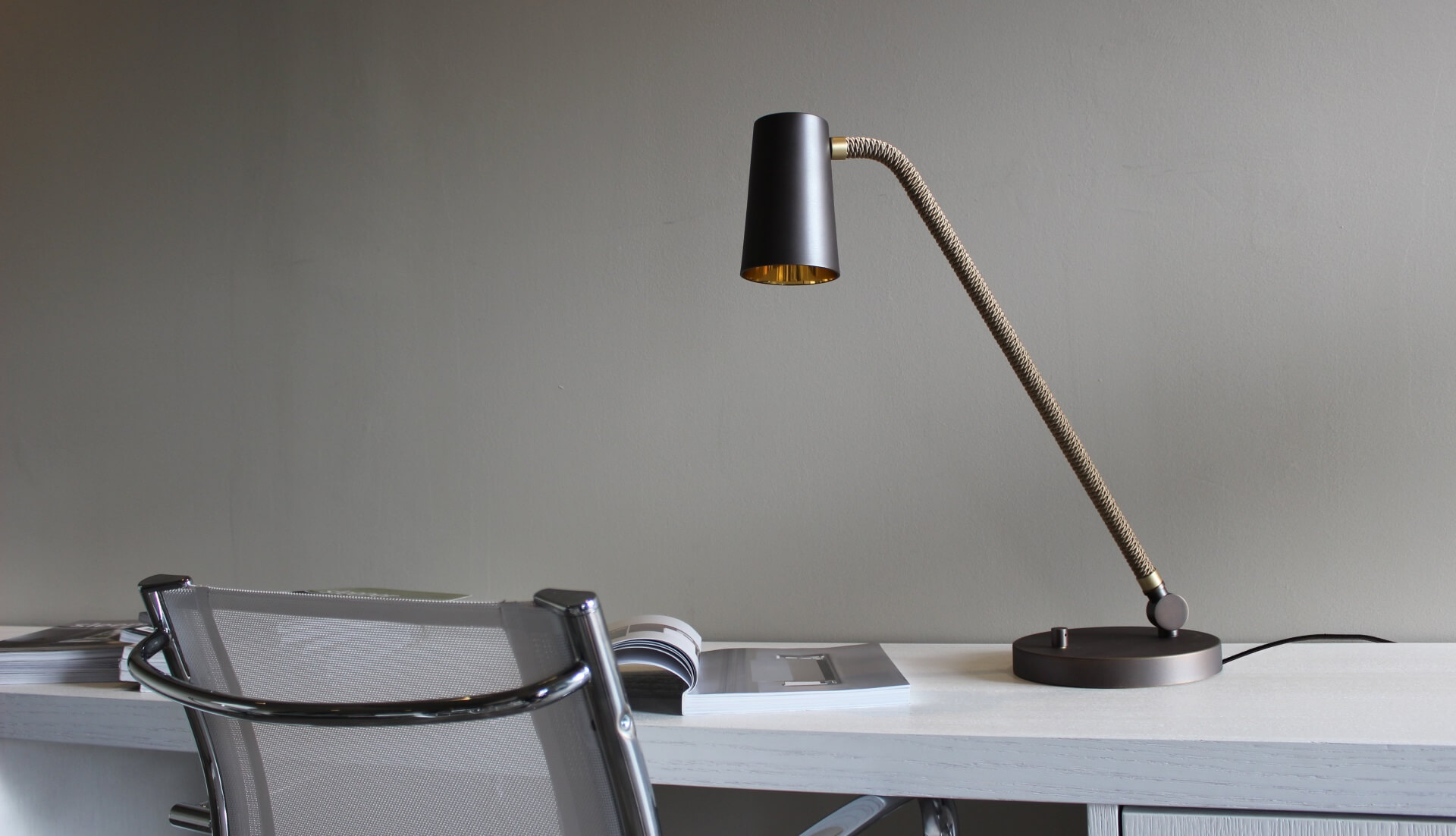Contardi Up Desk Lamp