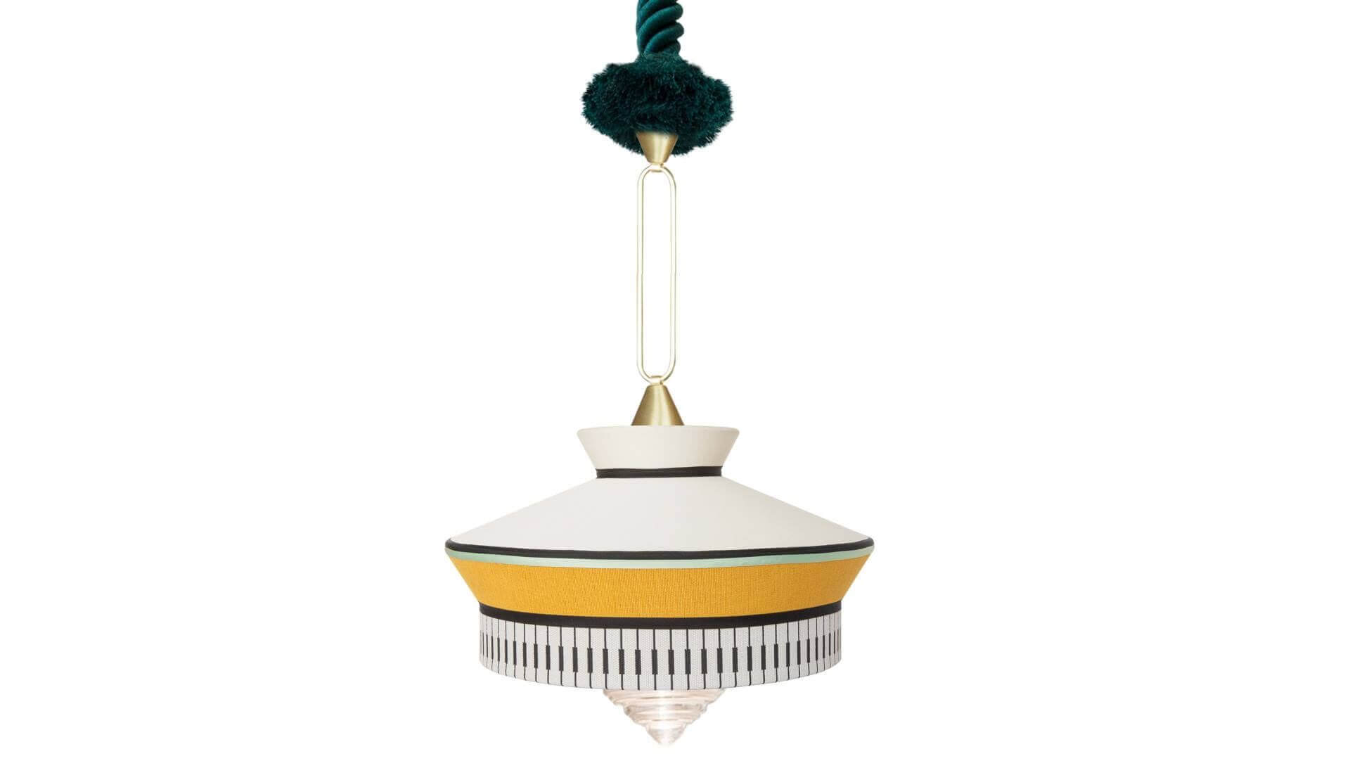 Contardi Calypso Martinique Pendant Light