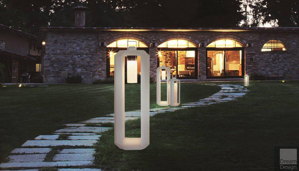 Contardi Cube Outdoor Lantern