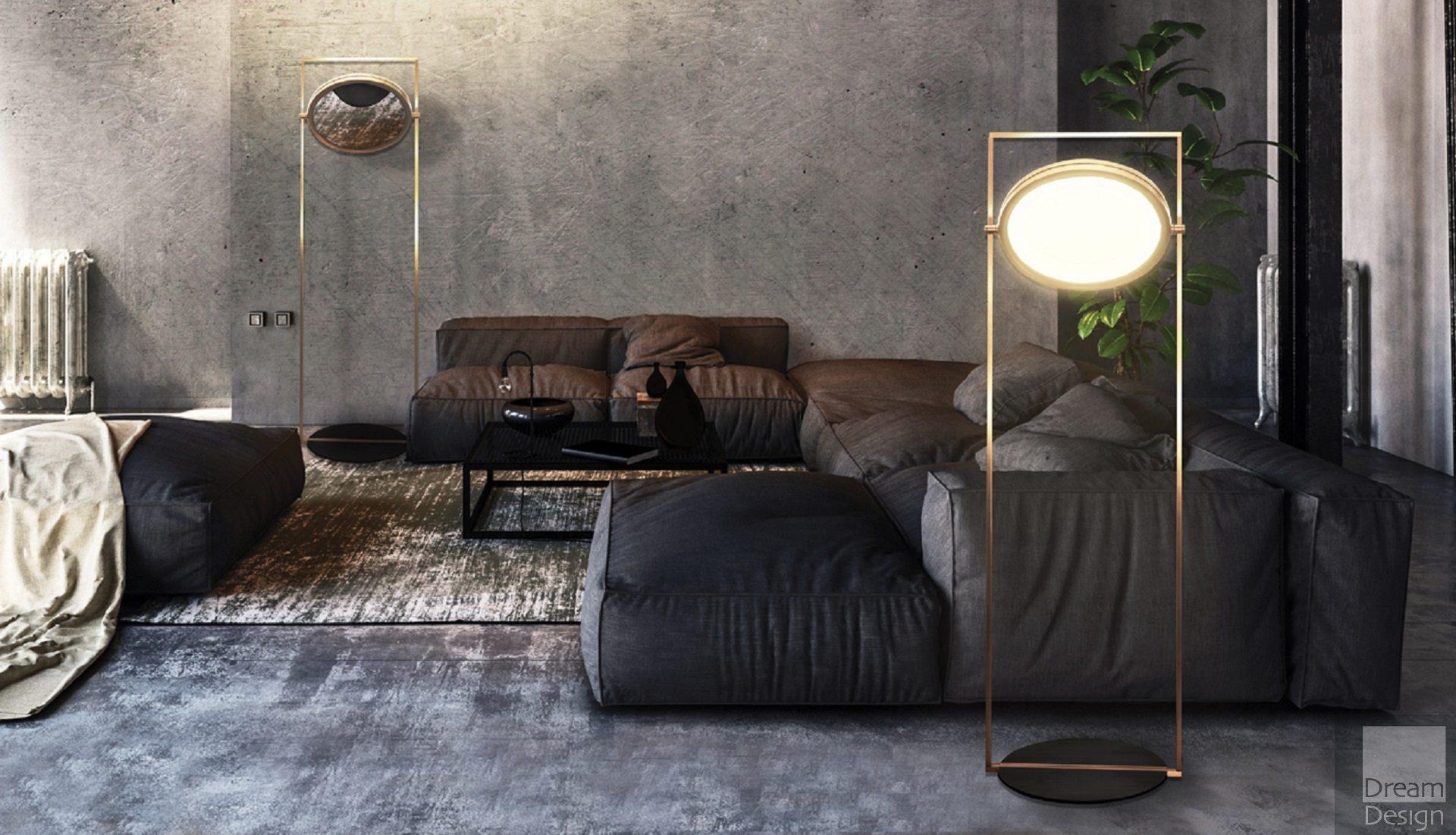 Contardi Dorian Floor Lamp